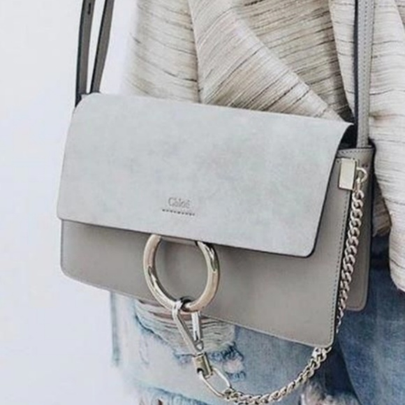 Chloe Handbags - Authentic Small Chloe Faye Bag
